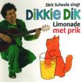 CD hoes Dikkie dik limonade met prik + boek
