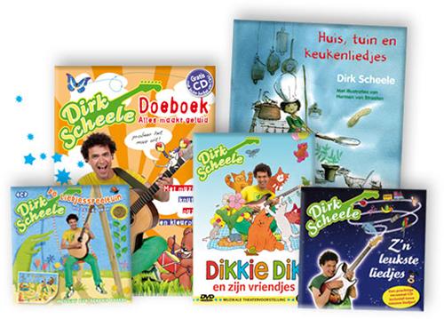 Producten uit Dirks webwinkel
